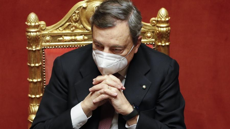 Taliansky predseda vlády Mario