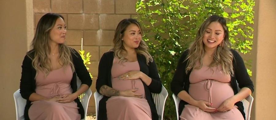 Trojičky budú prežívať materstvo