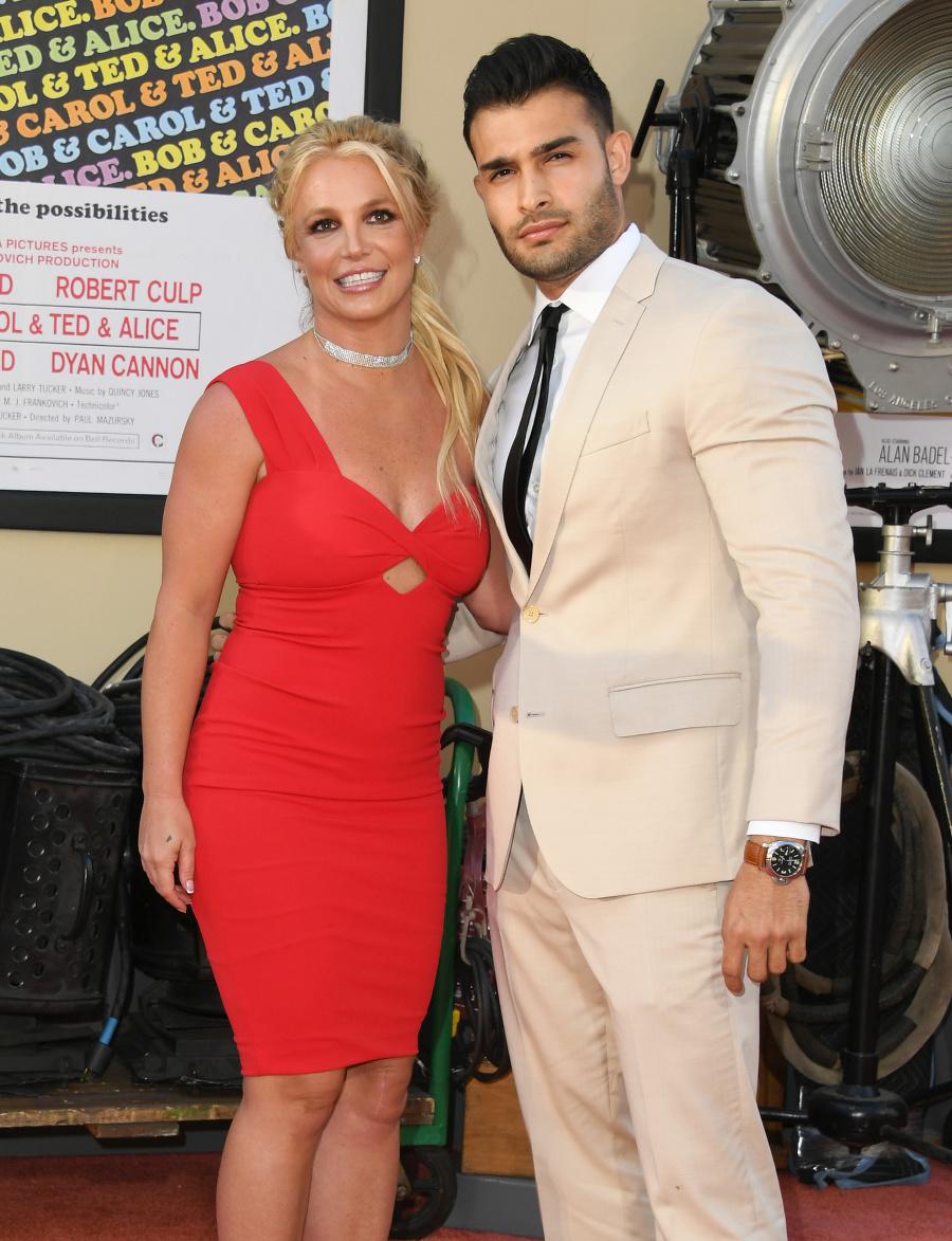 Britney je aktuálne šťastná