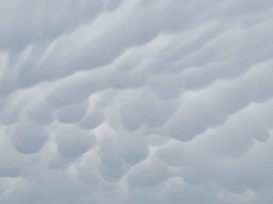 Oblaky mammatus, Bratislave -