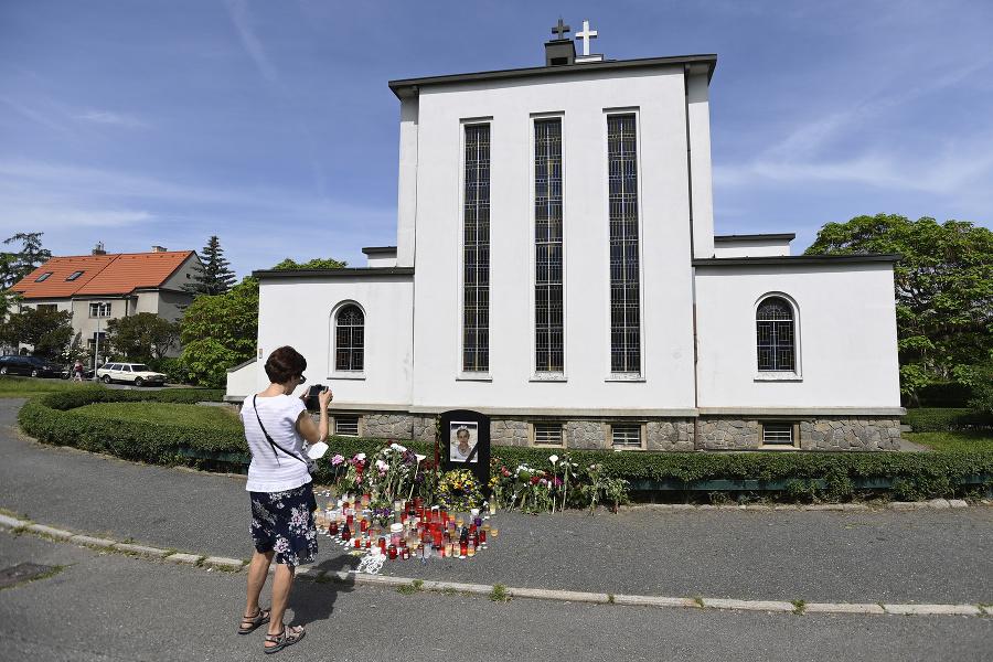 Kostol sv. Anežky v