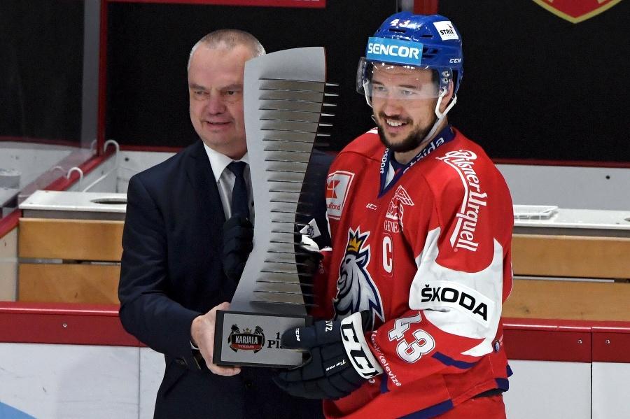 Kapitán českej hokejovej reprezentácie