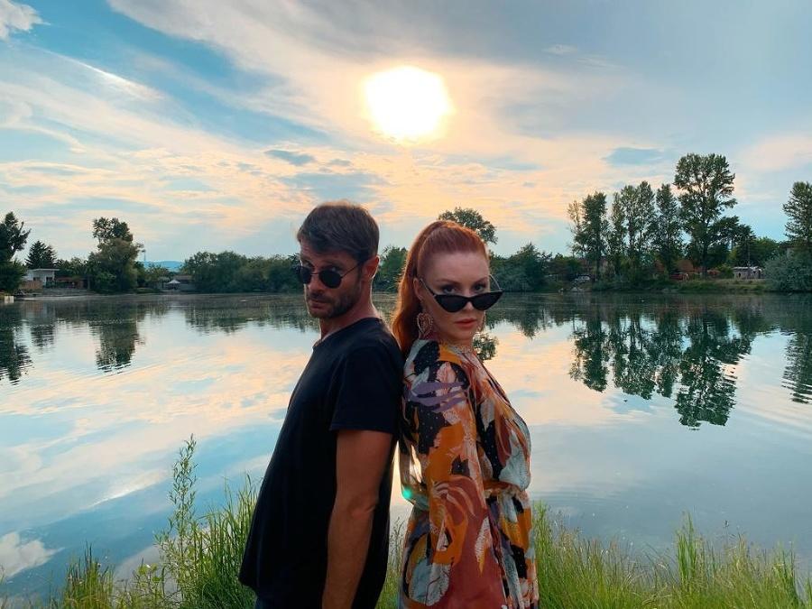 Milo Kráľ a Barbora