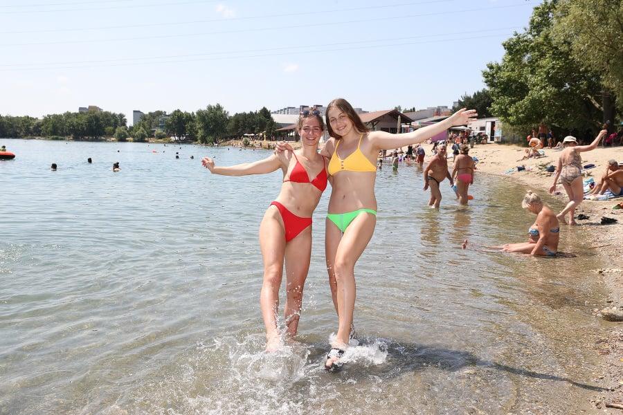 Draždiak: Kamarátky Jarka (18) a Ella (18