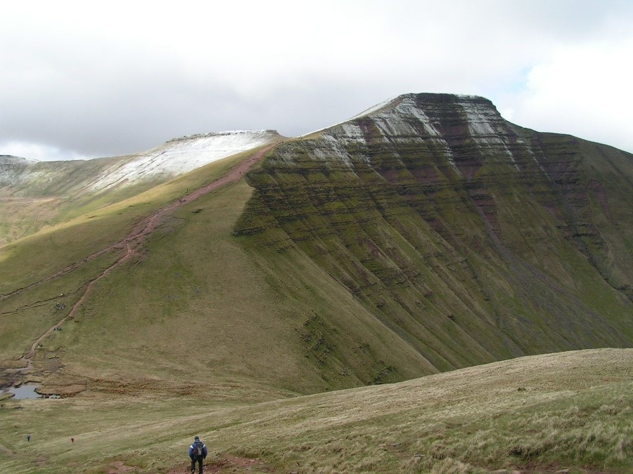 Brecon Beacons vo Walese