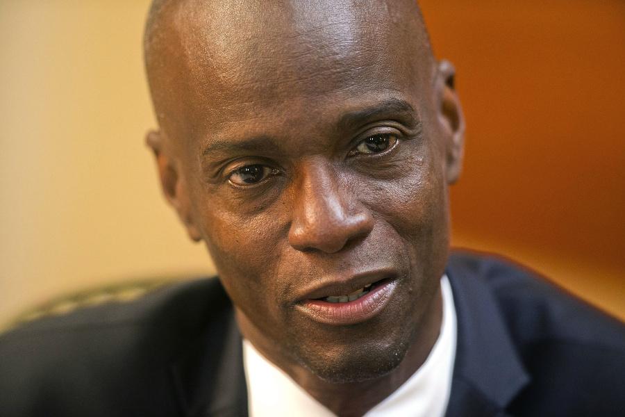 Haitského prezidenta zavraždili v