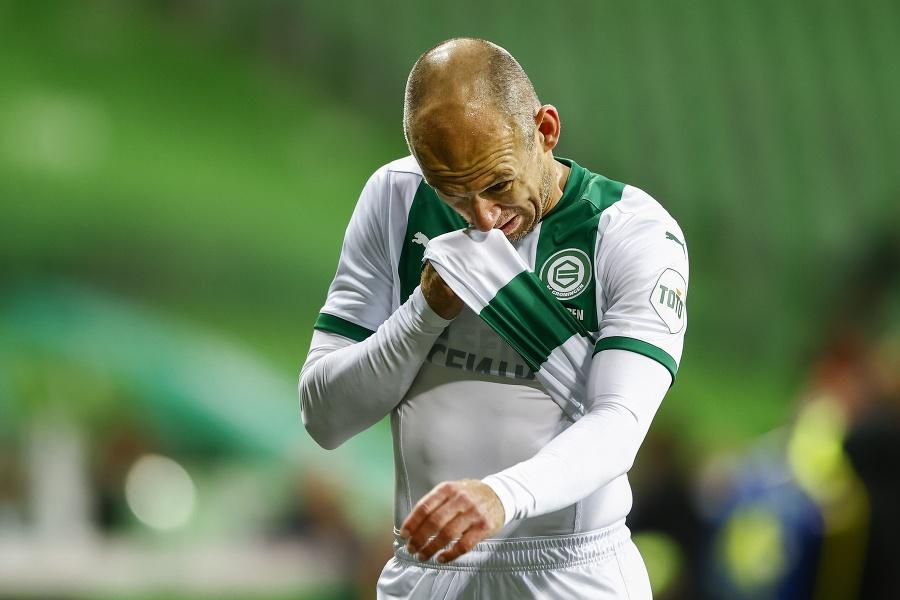Arjen Robben, bývalá hviezda