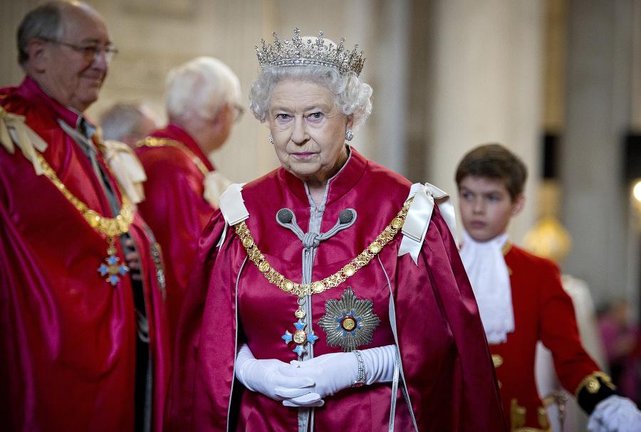 Kráľovná budúci rok oslávi 70
