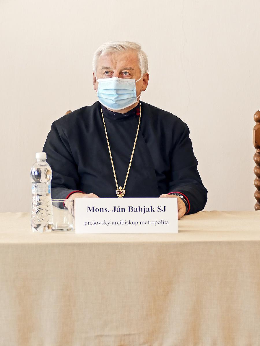 arcibiskup Ján Babjak
