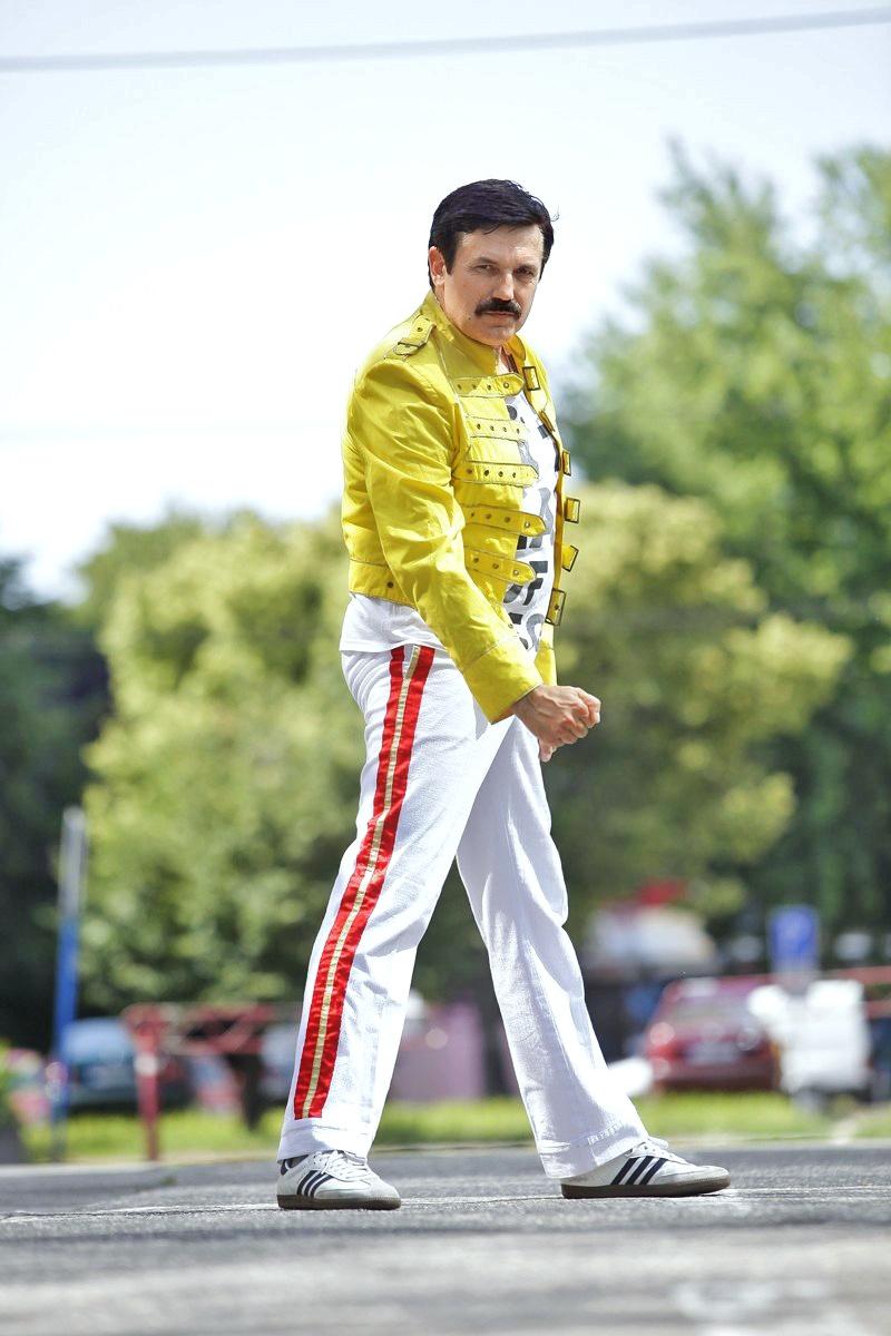 Peter Pačut - Freddie Mercury