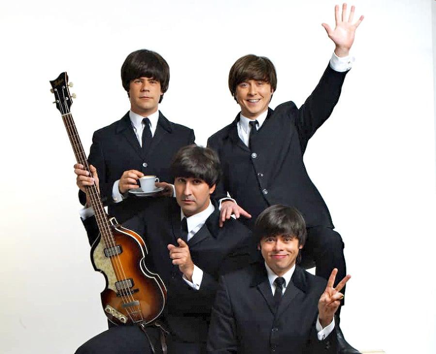 The Backwards - Beatles