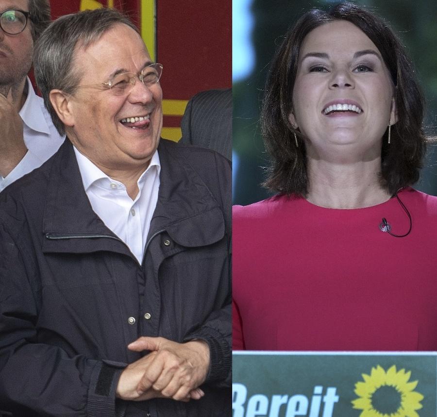 Dvaja hlavní kandidáti na