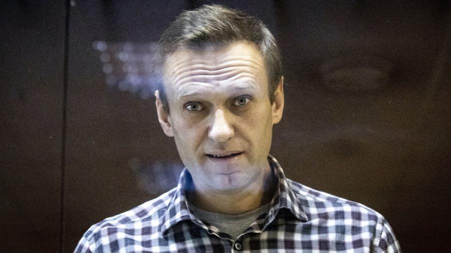 Uväznený kritik Kremľa Alexej
