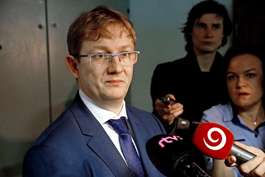 Tomáš Kamenec, advokát