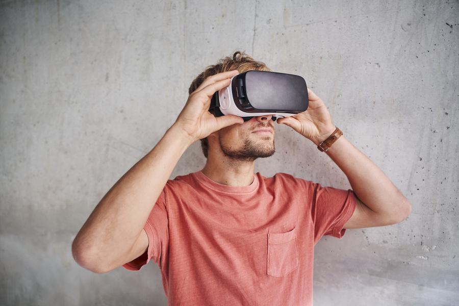 Okuliare pre virtuálnu realitu