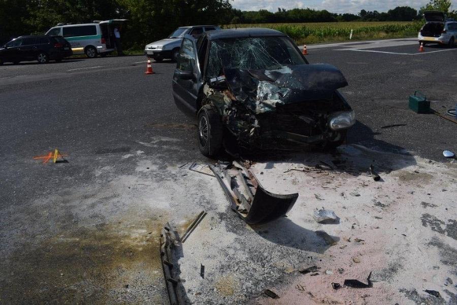 Pri nehode v okrese Levice prišiel o život 47-ročný motocyklista.
