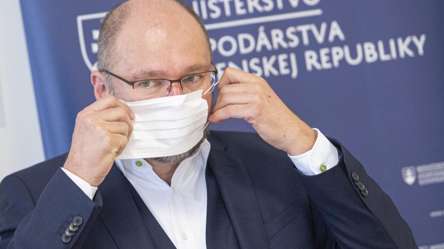 Minister hospodárstva  Richard