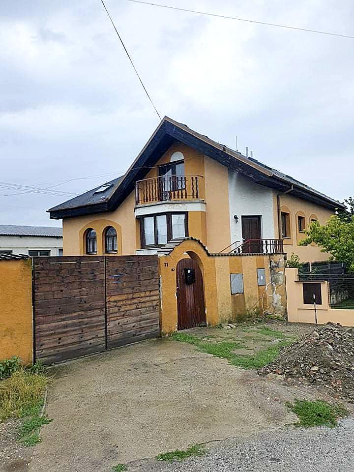 O tento dom môže rodina prísť.