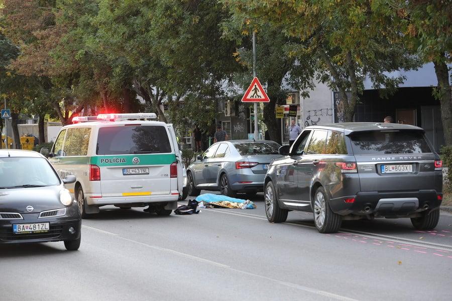 Pod kolesami Danielinho auta vyhasol život mladej študentky.