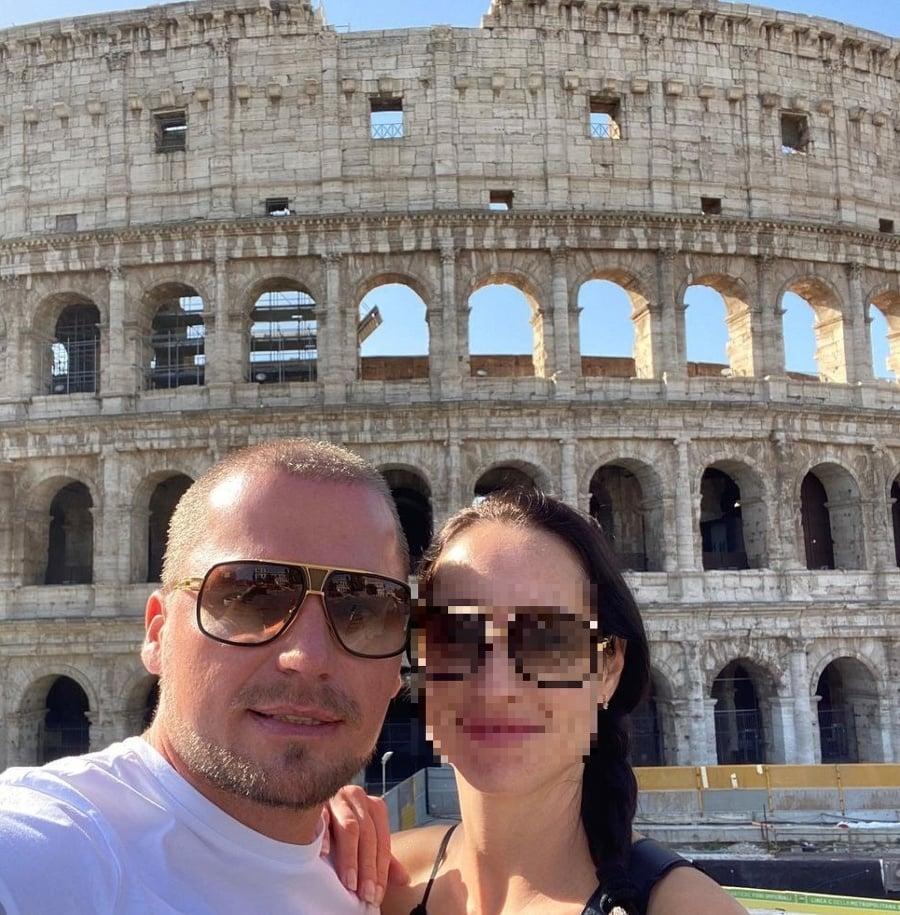 S manželkou Lenkou sa