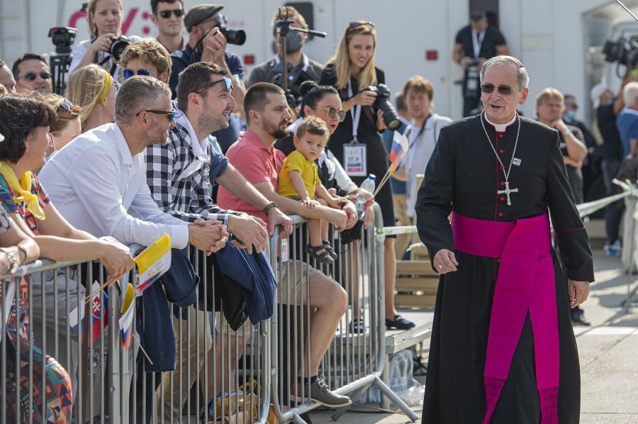 Bratislavský arcibiskup a predseda