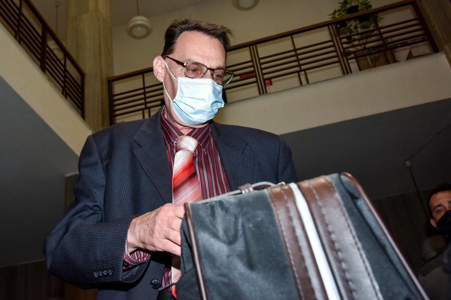 Obžalovaný bývalý generálny prokurátor