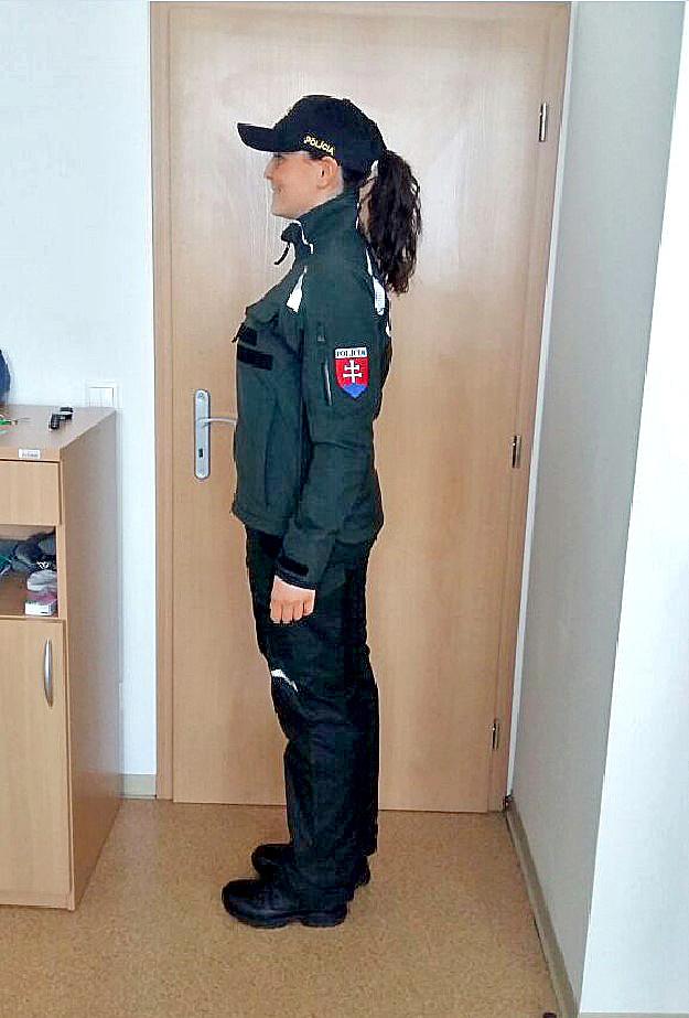 Ako policajtka pravidelne prechádzala