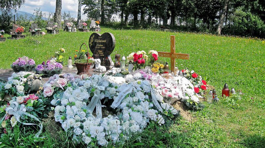 Mamičku Broňu pochovali krátko
