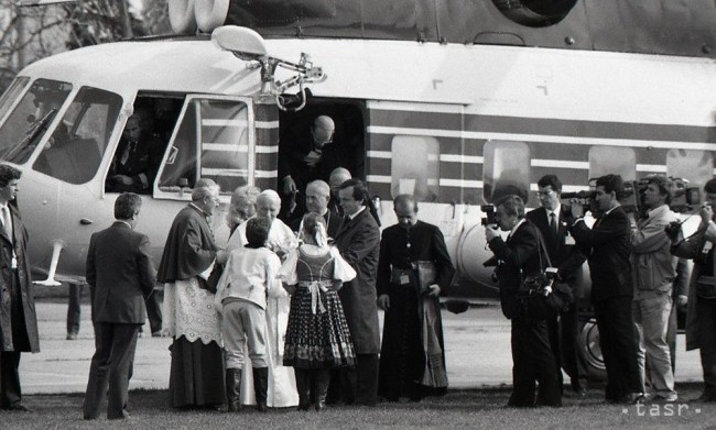 Aj Jána Pavla II.