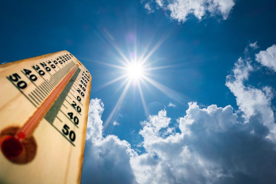 Extrémne horúce dni