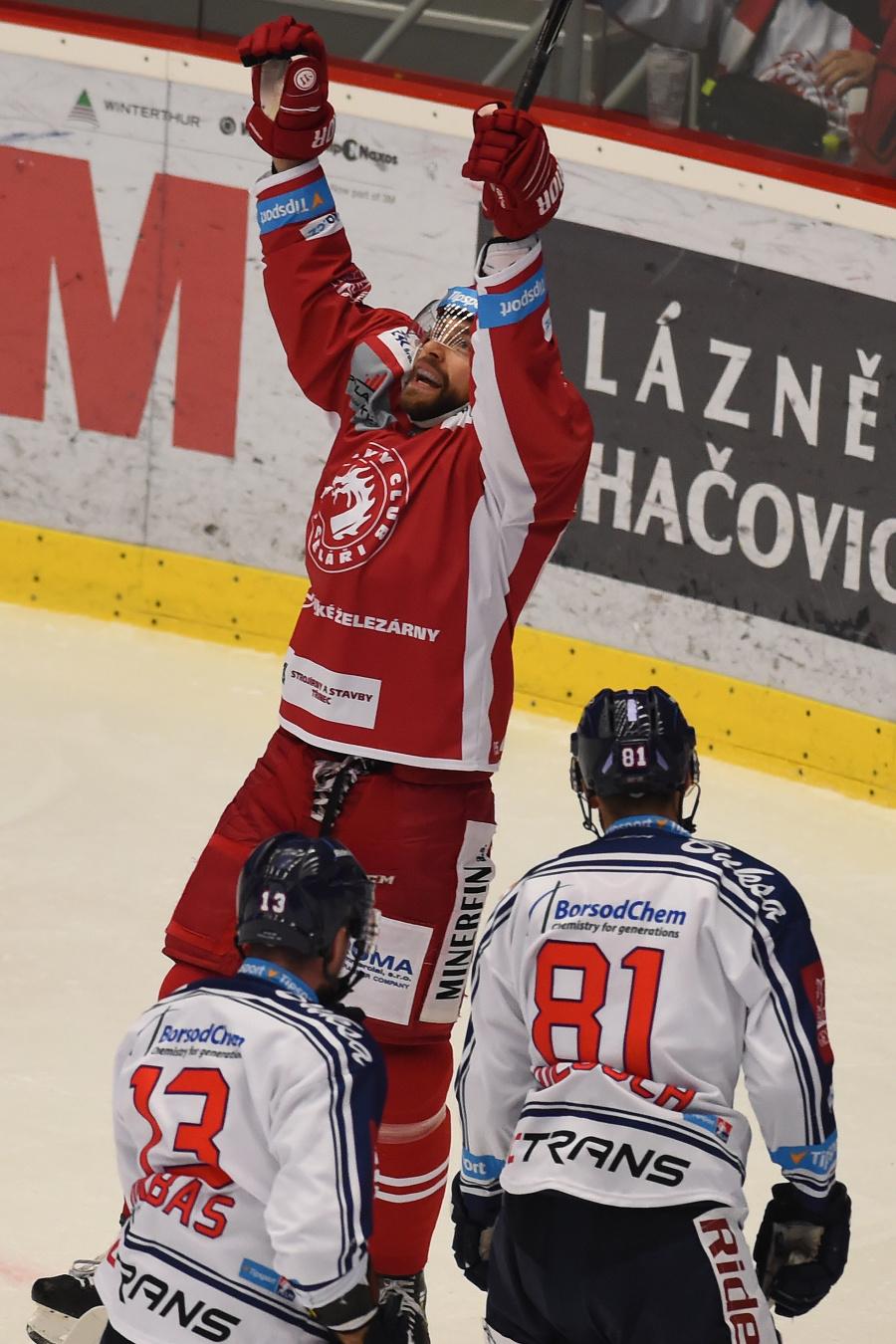 Tomáš Marcinko vsietil dva