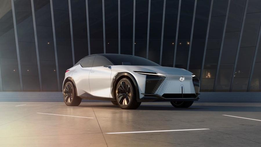Koncepčné modely Lexus nám umožňujú nahliadnuť do budúcnosti.