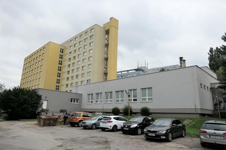 Internáty Univerzity veterinárskeho lekárstva a farmácie - Košice