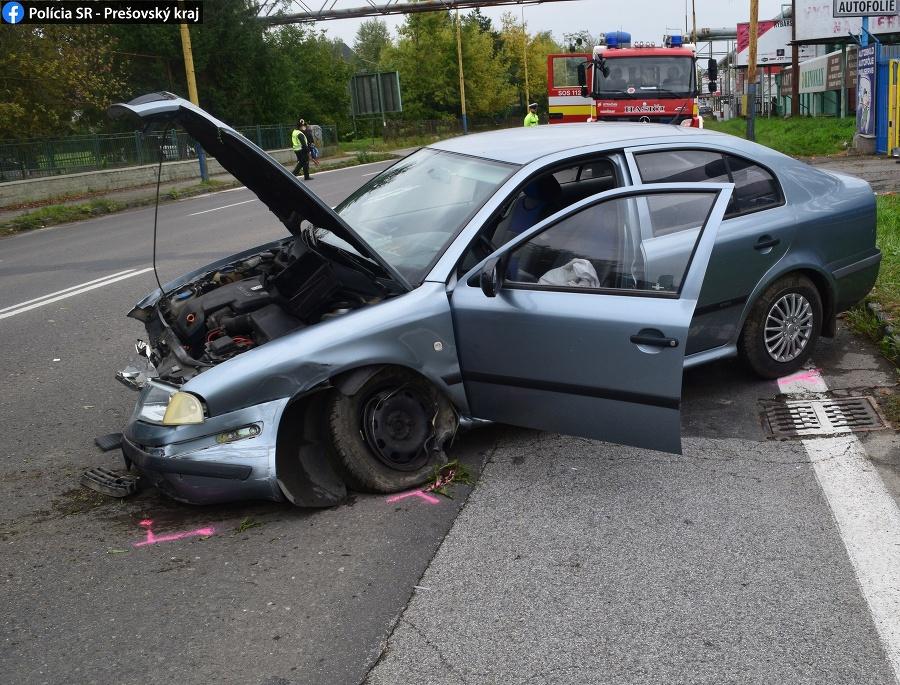 Nehoda skončila tragicky.  U vodiča Octavie bola nariadená pitva.