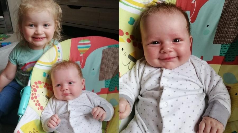 Joanna je mamičkou dvoch dcér.