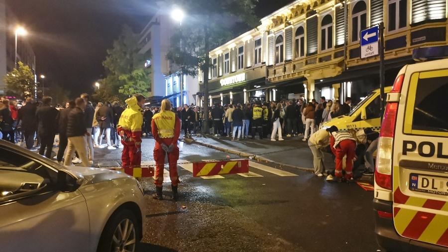 Nóri oslavovali zrušenie reštrikcií, polícia riešila desiatky výtržností.