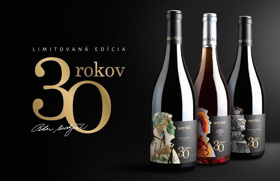Vinárstvo Matyšák oslavuje 30. výročie.