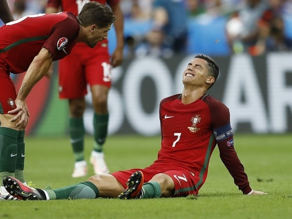 Cristiano Ronaldo sa neubránil