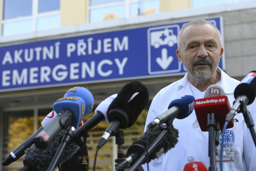 Ošetrujúci lekár prezidenta Miloša