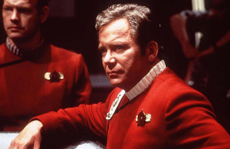 Herec William Shatner, ktorý
