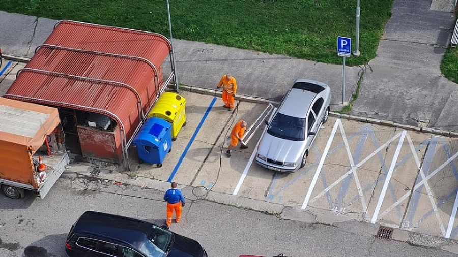 Parkovacia politika po