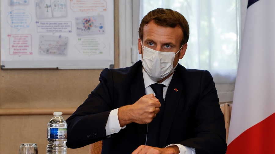 Francúzsko: Macron rokoval s