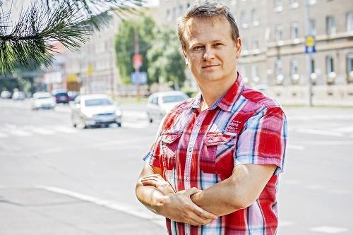 Jozef Drahovský (54), dopravný