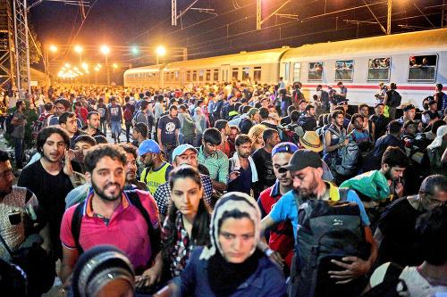 Pre utečencov začína byť