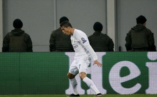 Ronaldova bilancia: 2 góly,