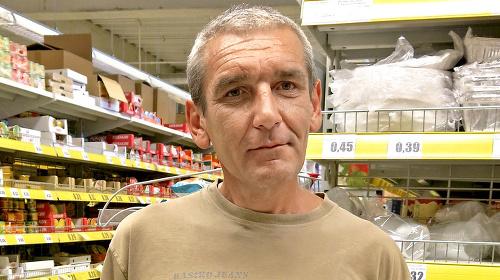 Štefan Artimovič (44), stavbár,