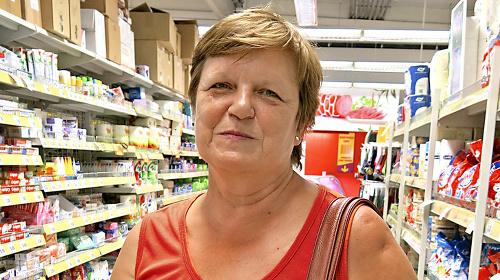 Eva Kuzmová (52), žeriavnička,