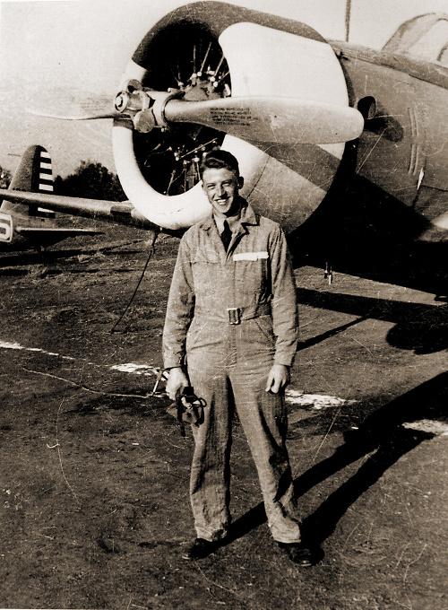 1943: Norman slúžil ako