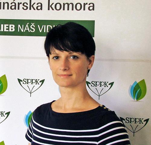 Jana Holéciová, Slovenská poľnohospodárska