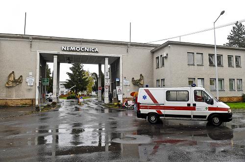 Sekera venuje bojnickej nemocnici